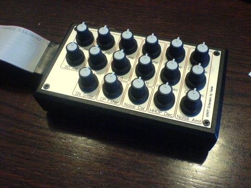 KPR77 Modification