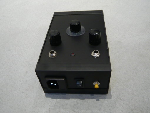 Bitcrusher front view
