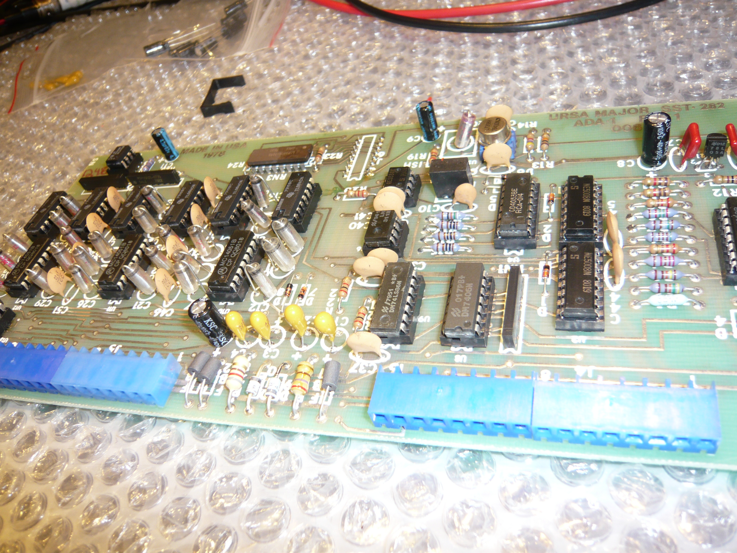 Ursa Major Space Station Sst282 Obsoletetechnology