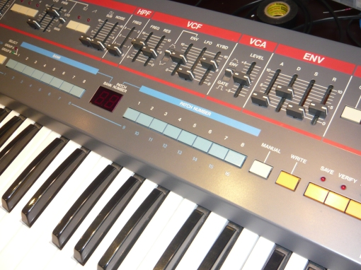 Yamaha Synthesizer Repair