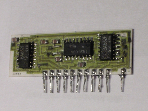Inside the 80017A VCF/VCA