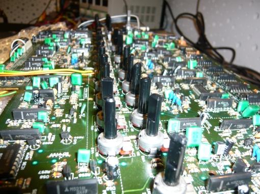 TR-909 PCB
