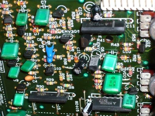 TR909 PCB