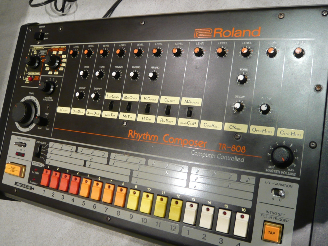 TR-808 not working