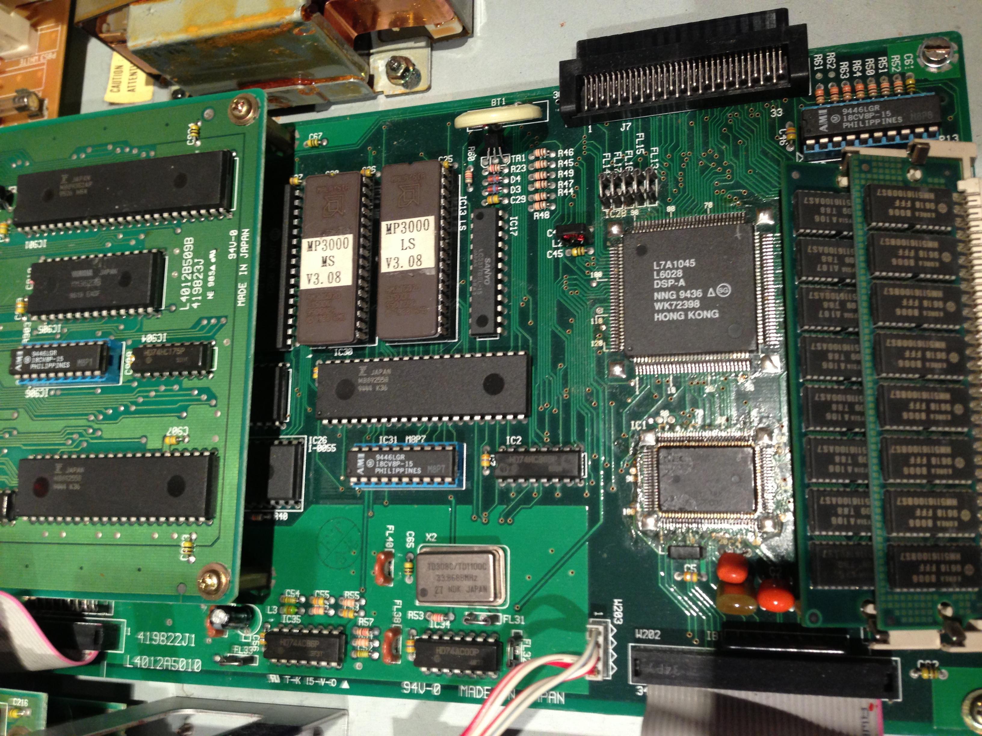 Akai Mpc3000 Obsoletetechnology