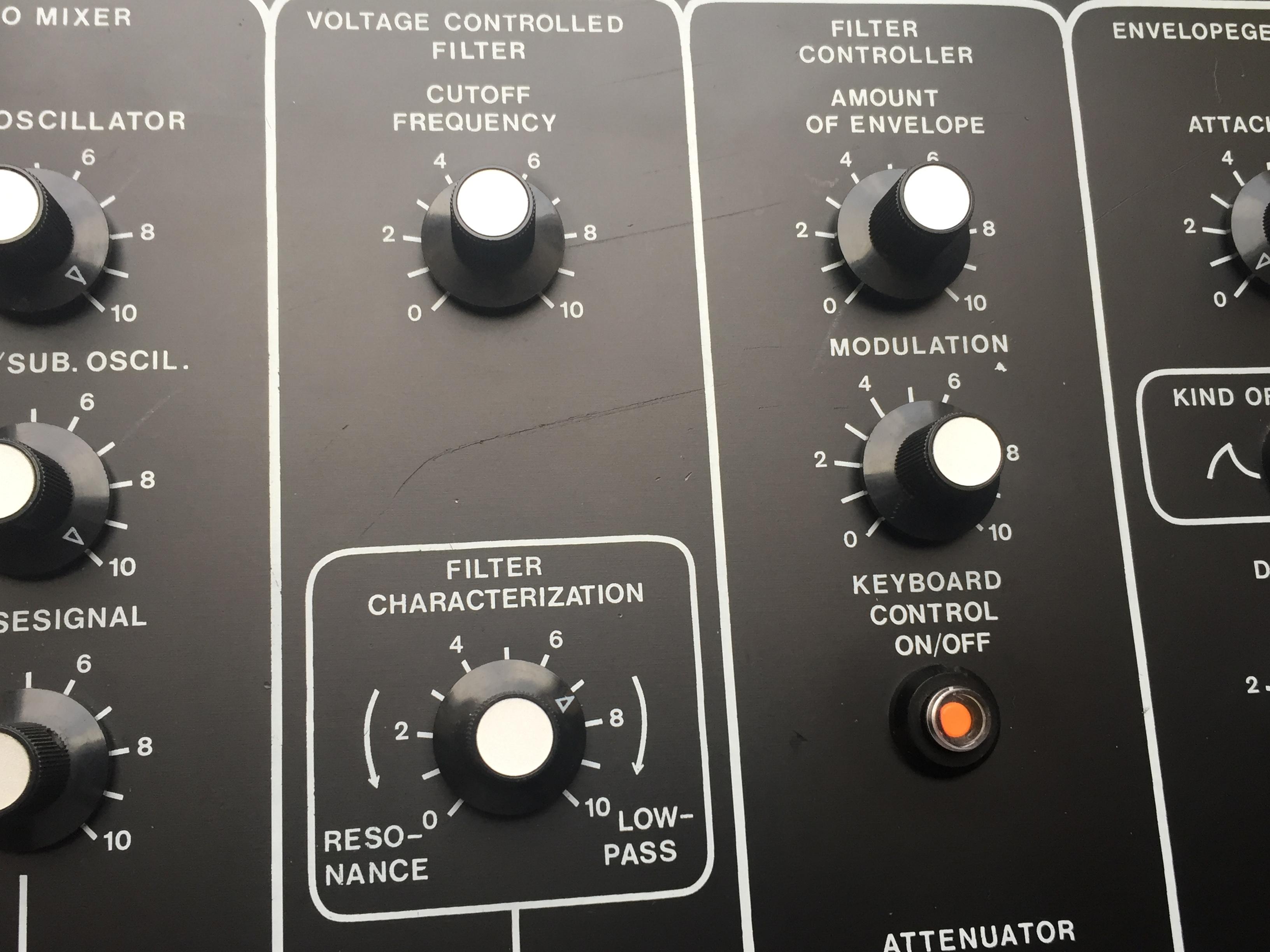 PPG 1002 Synthesizer | Obsoletetechnology