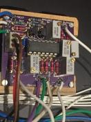 CV amplifier and offset circuit